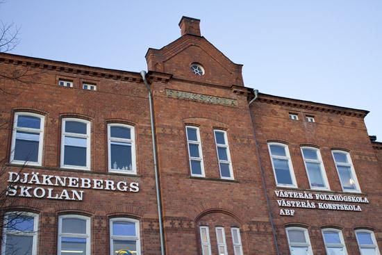 Djäknebergs skolan